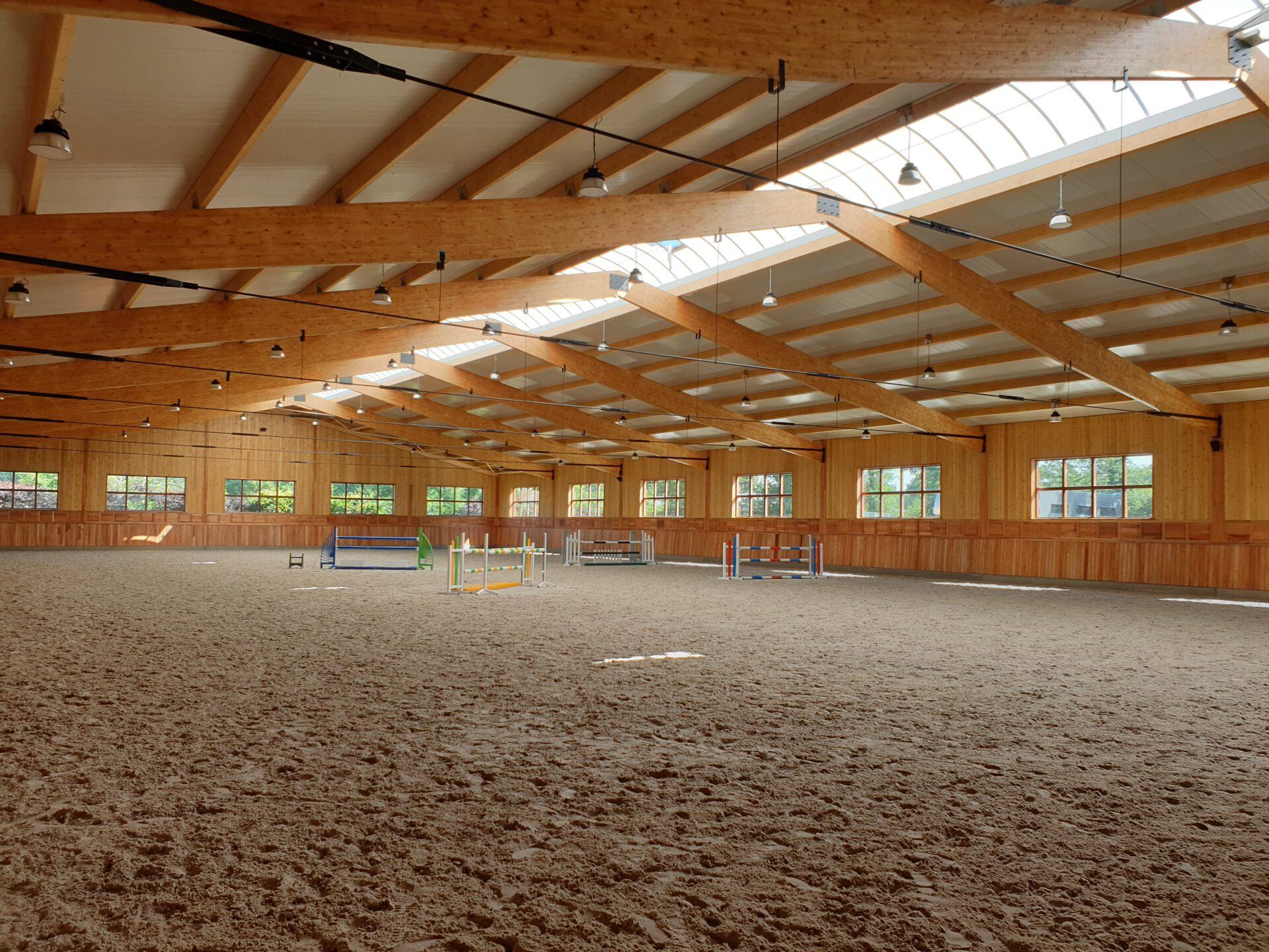 Get Smart Installations Dreeling Sporthorses